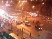 Samsun'da yol verme kavgası: 1 ölü, 4 yaralı