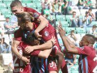 Bursaspor: 1 - Trabzonspor: 3