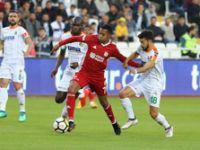 Demir Grup Sivasspor: 2 - Aytemiz Alanyaspor: 2