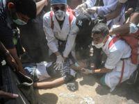 İsrail askerleri ateş açtı... Ölü ve yaralılar var