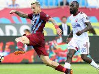 Trabzonspor: 3 - Kardemir Karabükspor: 0