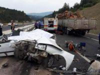Kahramanmaraş'ta feci kaza: 3 genç kız yaşamını yitirdi