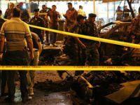 Bağdat'ta intihar saldırı: 8 ölü, 11 yaralı