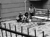 Çankırı'da 6'ncı kattan atlayarak intihar!