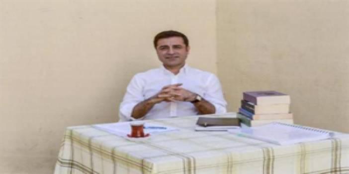 Demirtaş'tan Öcalan mektubu açıklaması: Psikolojik harekatın parçası olmayın