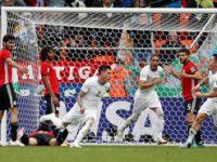 Mısır: 0 - Uruguay: 1