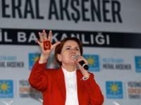 Akşener'den Erdoğan'a: Sen hata yapıyorsun, gençler canını veriyor