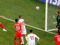 İngiltere'yi ipten Kane aldı
