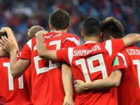 Rusya: 3 - Mısır: 1