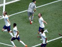 İngiltere gol oldu yağdı!