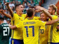 İsveç Meksika'yı dağıttı! Gruptan lider çıktı