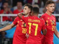 İngiltere harika golle yenildi, zirveyi Belçika kaptı