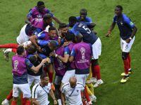 Fransa, Arjantin'i 4-3'lük skorla geçti