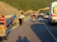 Tokat'ta korkunç kaza! 4 ölü, 22 yaralı