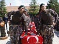 Çankırı'da 338 özel harekat polis adayı mezun oldu