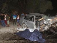 Muğla'da kaza: 2 ölü, 4 yaralı