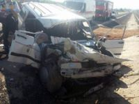 Şanlıurfa'da feci kaza: Aynı aileden üç kişi öldü