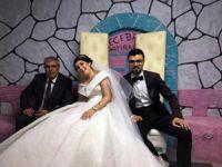 Aydın'da korkunç kaza! Gelin öldü, damat yaralı
