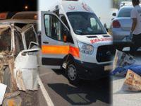 Tatilin ilk gününde kaza bilançosu: 19 ölü, 91 yaralı