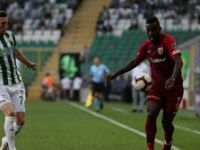 Bursaspor: 0 - Kayserispor: 0