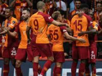 Galatasaray: 1 - Göztepe: 0