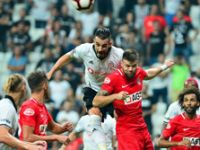 Beşiktaş: 2 - Antalyaspor: 3