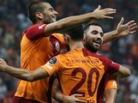 Galatasaray: 6 - Alanyaspor: 0