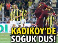 Fenerbahçe: 2 - Kayserispor: 3