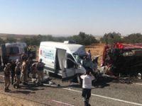 Gaziantep'te katliam gibi kaza: 8 ölü, 18 yaralı
