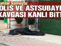 Çekmeköy'de silahlı kavga: Bir polis öldü