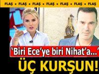 Ece Erken: Murat Başoğlu, programı basıp yapımcının ağzına silah soktu