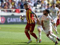 Evkur Yeni Malatyaspor: 4 - Demir Grup Sivasspor: 4