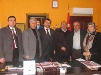 Başkentte aday adayları yoğun mesaide