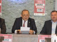 """ÇATSO ve ÇTB'den """"Enflasyonla Topyekün Mücadele""""ye destek"""