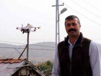 Çankırı-Ilgaz'da 'uçaklı köy'