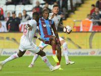 Antalyaspor: 1 - Trabzonspor: 1