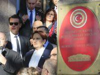 Akşener ilk Meclis'ten seslendi: Devlet korsan gösteri yapamaz