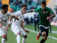 Akhisarspor: 1 - BB Erzurumspor: 1