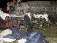 Muğla'da feci kaza: İki ölü, bir yaralı