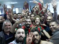 1074 Çankırıspor: 3 - Turhalspor: 4