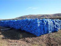Çankırı'da 400 ton standart dışı kömür ele geçirildi