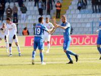 BB Erzurumspor: 2 - Göztepe: 1