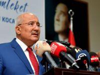 Mersin Büyükşehir Belediye Başkanı MHP'den istifa etti