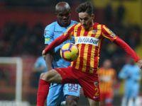 Kayserispor: 0 - Trabzonspor: 2