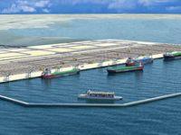 Çandarlı Limanı'nda 697 milyon lira çöpe mi gitti