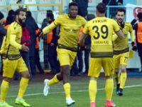 BB Erzurumspor: 1 - Evkur Yeni Malatyaspor: 3