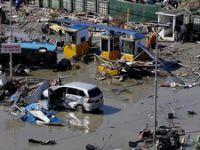 Edonezya'yı tsunami vurdu! Ölü sayısı artıyor