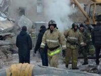 Rusya'da doğalgaz patlaması: Ölü ve yaralılar var, 79 kişiden haber alınamıyor