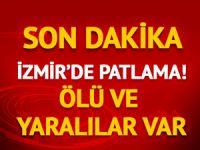 İzmir'de fabrikada kazan patladı: 2 ölü, 2 yaralı