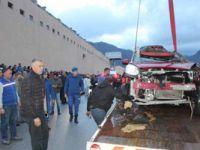 Antalya Kemer'de hortum dehşeti! Buse Acar'dan haber yok